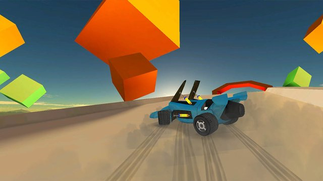 games similar to Jet Car Stunts