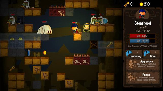 games similar to Vertical Drop Heroes HD