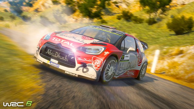 games similar to WRC 6 FIA World Rally Championship