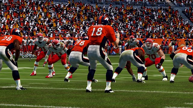 games similar to Madden NFL 15