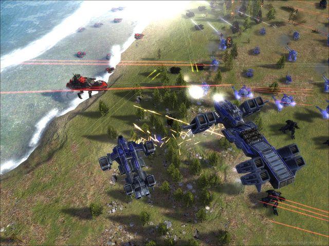 games similar to Supreme Commander