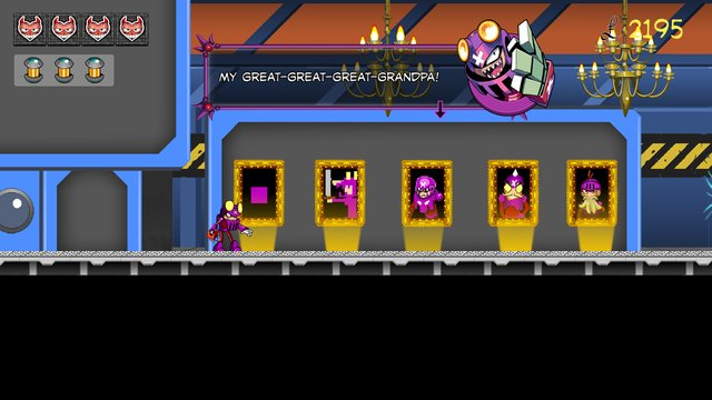games similar to Nefarious