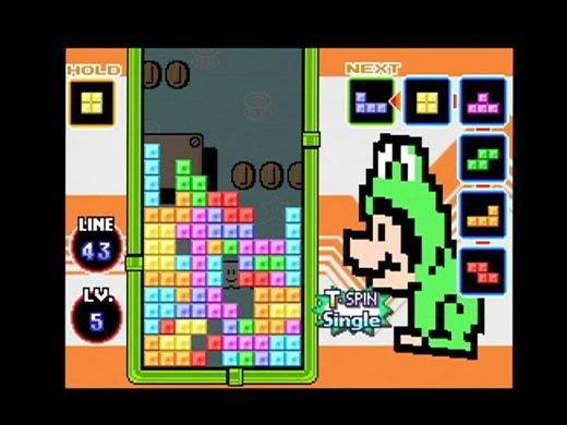 games similar to Tetris DS