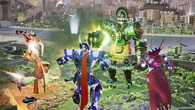 games similar to Override: Mech City Brawl   CLOSED BETA