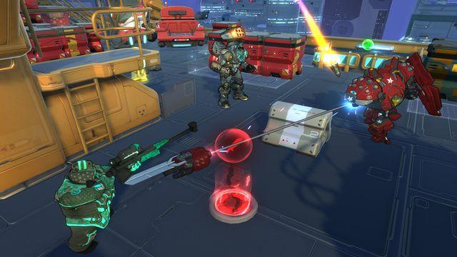 games similar to Atlas Reactor