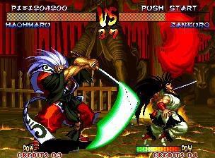games similar to Samurai Shodown III (2007)