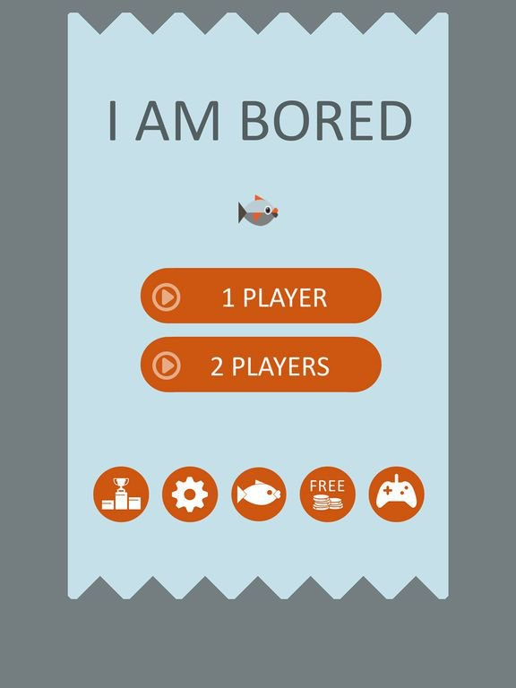 games similar to ! I am bored