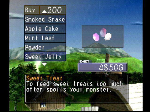 games similar to Monster Rancher 2