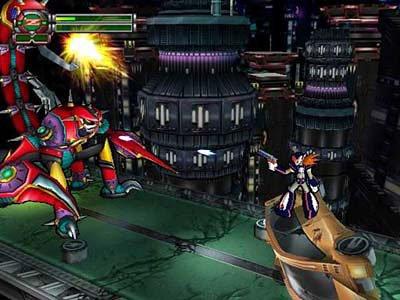 games similar to Mega Man X7 (2003)