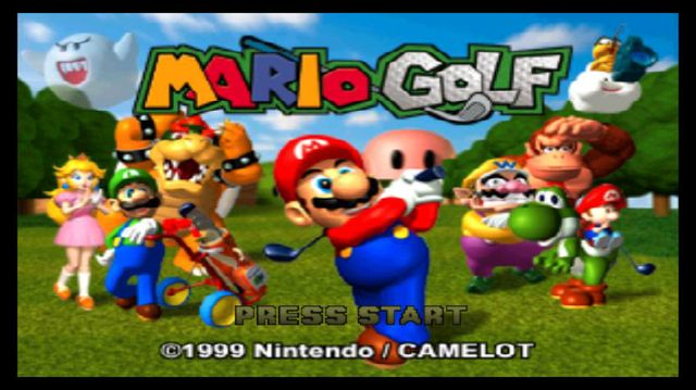 games similar to Mario Golf (1999)
