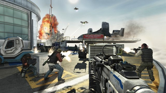 games similar to Call of Duty: Black Ops 2   Uprising