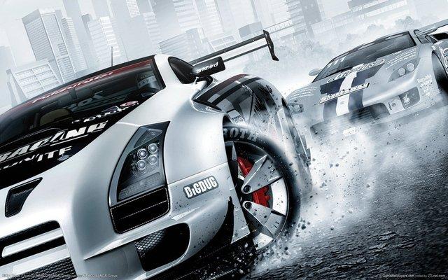 games similar to Ridge Racer 7