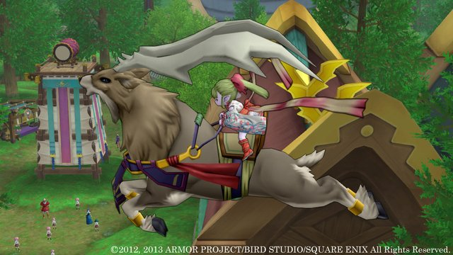 games similar to Dragon Quest X