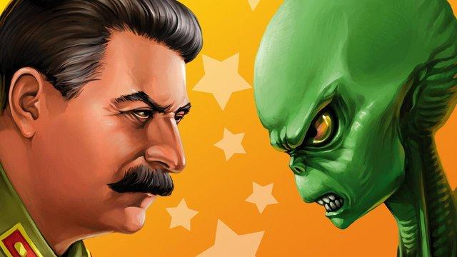 games similar to Stalin vs. Martians
