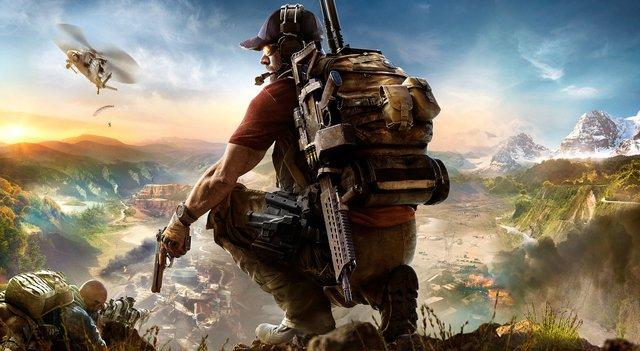 games similar to Tom Clancy's Ghost Recon Wildlands