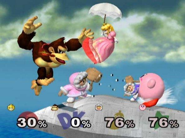 games similar to Super Smash Bros. Melee