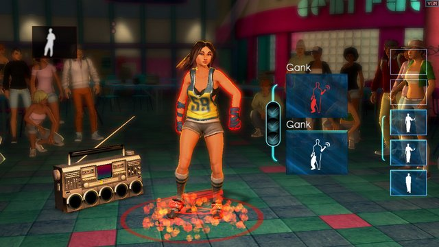 games similar to Dance Central