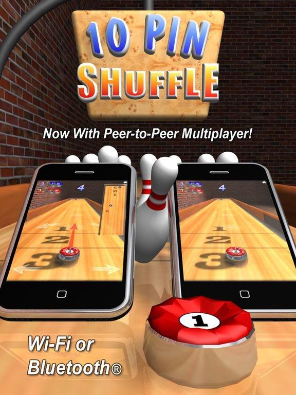 games similar to 10 Pin Shuffle Bowling