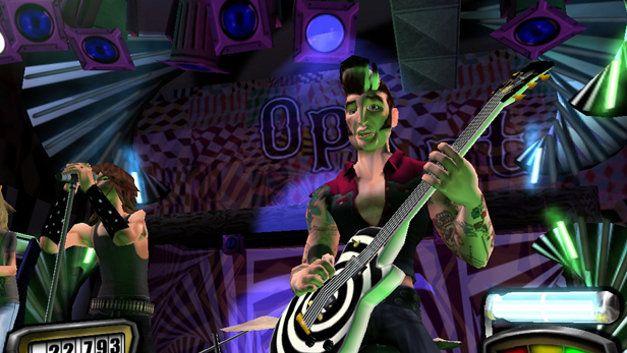 games similar to Guitar Hero II