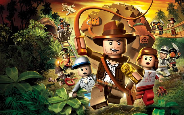games similar to LEGO Indiana Jones: The Original Adventures