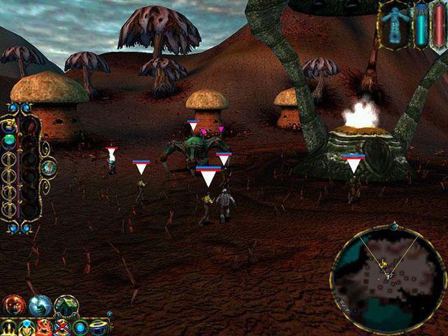 games similar to Sacrifice