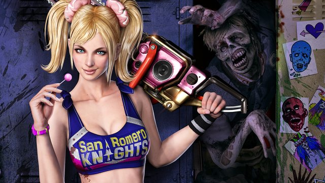 games similar to Lollipop Chainsaw