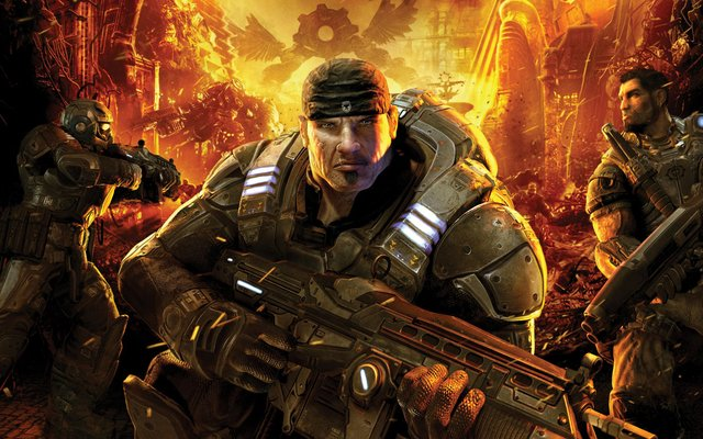 games similar to Gears of War