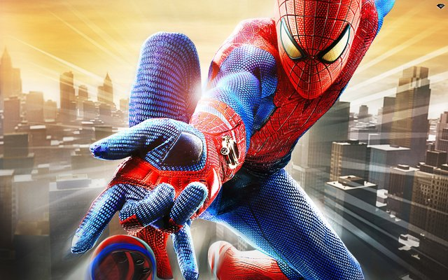 games similar to The Amazing Spider Man