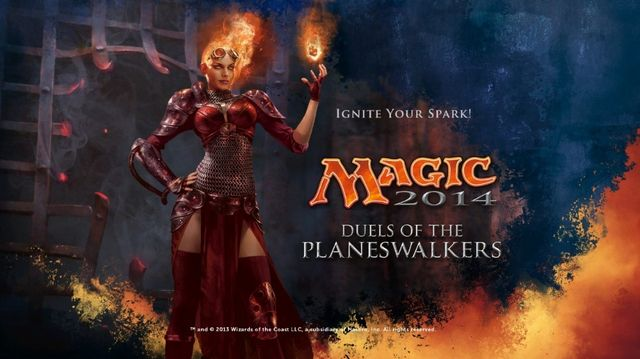 games similar to Magic: The Gathering 2014 — Duels of the Planeswalkers