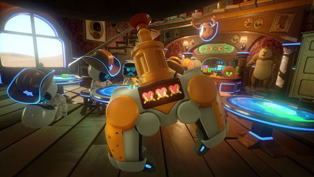 games similar to The Playroom VR