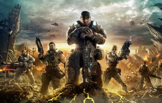 games similar to Gears of War 3