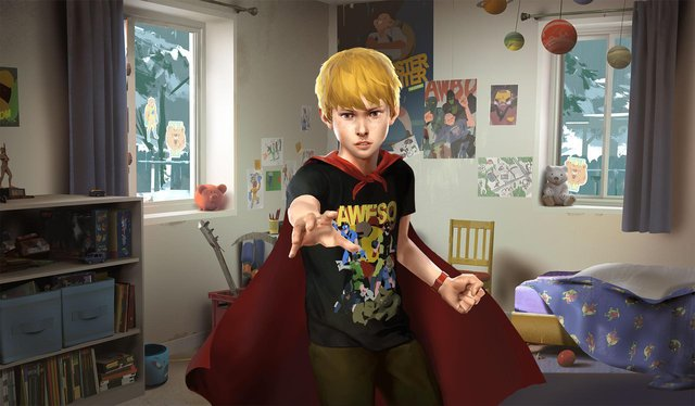 games similar to The Awesome Adventures of Captain Spirit