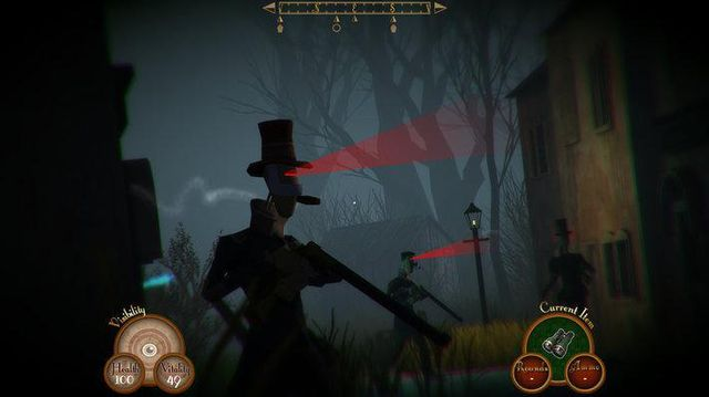 games similar to Sir, You Are Being Hunted