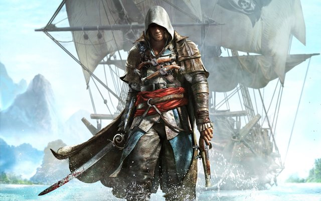 games similar to Assassin's Creed IV: Black Flag
