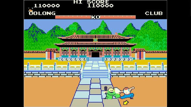 games similar to Arcade Archives Yie Ar KUNG FU