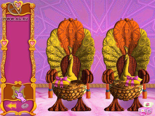 games similar to Barbie as Rapunzel: A Creative Adventure