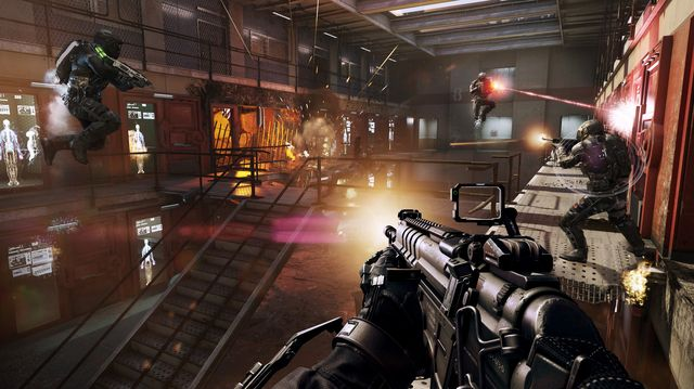 games similar to Call of Duty: Advanced Warfare   Gold Edition