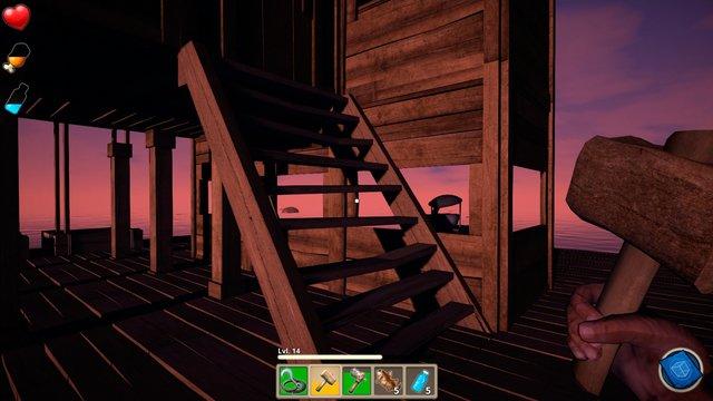 games similar to Survive on Raft