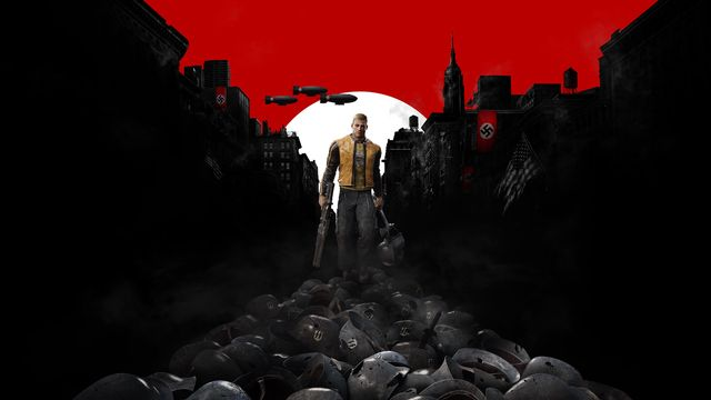 games similar to Wolfenstein 2: The New Colossus