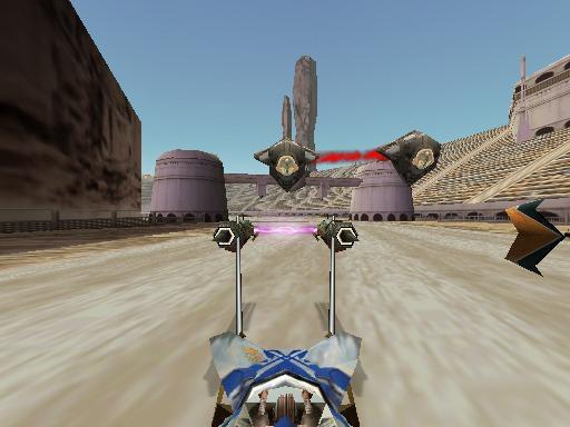 games similar to STAR WARS: Episode I Racer