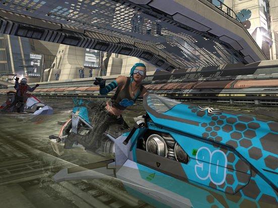 games similar to Riptide GP: Renegade