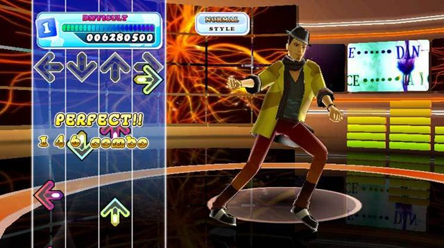 games similar to DanceDanceRevolution II