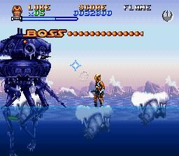 games similar to Super Star Wars: The Empire Strikes Back