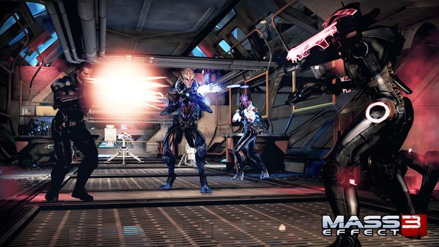 games similar to Mass Effect 3: Omega
