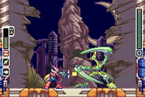 games similar to MegaMan Zero