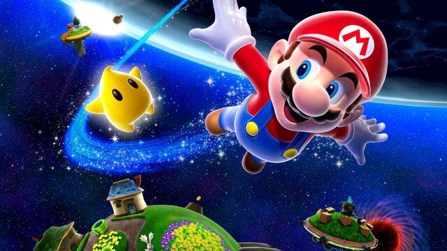 games similar to Super Mario Galaxy