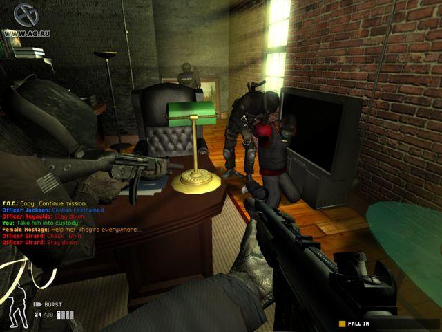 games similar to SWAT 4