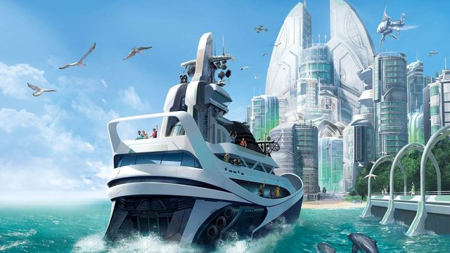 games similar to Anno 2070