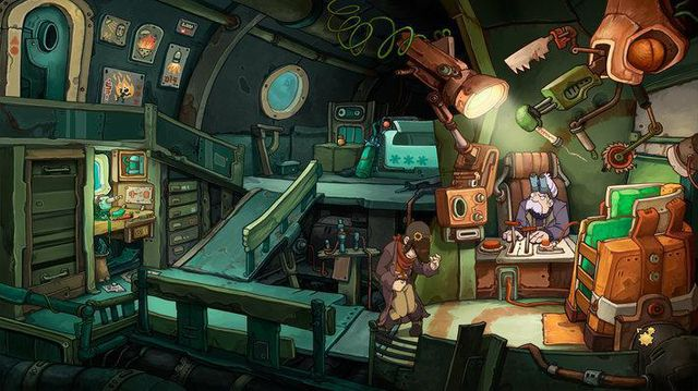 games similar to Chaos on Deponia