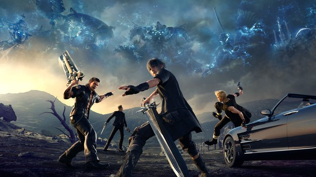 games similar to FINAL FANTASY XV